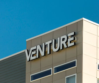 Community Signage, Venture Apartments iN Tech Center