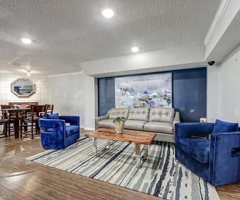 Clubhouse, Centerpoint Apartments