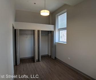 21st Street Lofts, St Ignatius College Prep, Chicago, IL