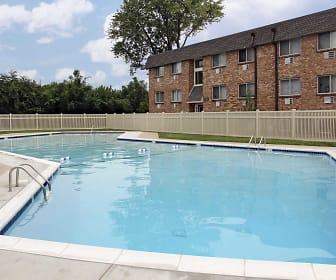 Pool, Mill Creek Village
