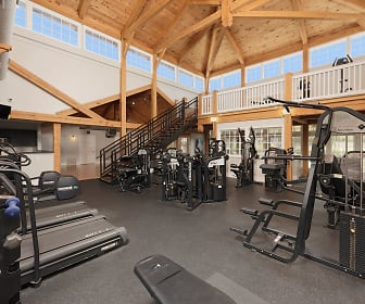 Fitness Weight Room, Atkins Circle