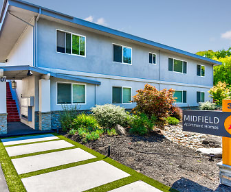 The Midfield Apartments, 94301, CA