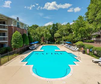 Pool, Safire at Matthews