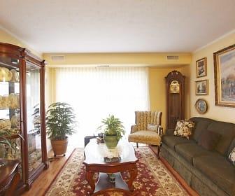 Living Room, Westown Gardens
