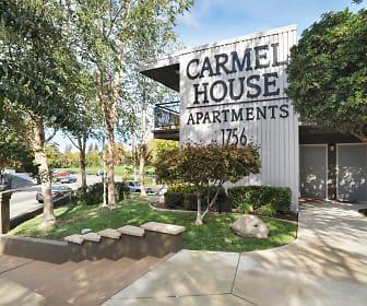 Community Signage, Carmel House