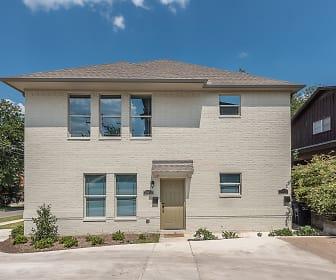 2801 Sandage, Southwestern Baptist Theological Seminary, TX