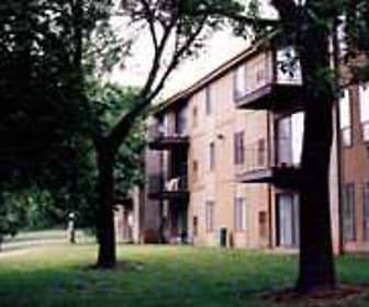 The Pines Apartments, Southfield, MI