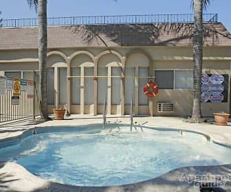 Pool, La Habra Hills Apartments