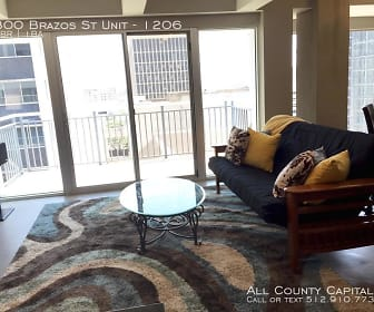 800 Brazos St Unit - 1206, Austin, TX