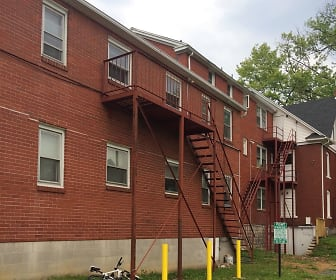 720-728 W College Ave, Corl Street Elementary School, State College, PA