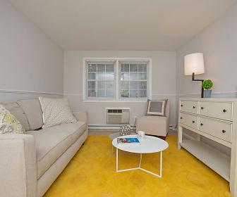 Living Room, Hamden Centre & Dogwood Hill
