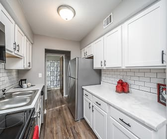 TEAK Apartments, Black Diamond Casino, Sioux Falls, SD