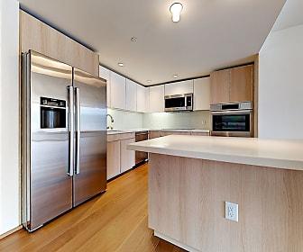 Kitchen, 888 Kapiolani Blvd Apt 3711