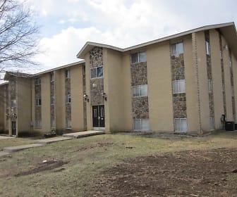 Anndell Park Apartments, West Kansas City, Kansas City, KS