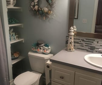 Bathroom, 102 Waverly Road