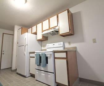 Kitchen, Farisswood Apartments