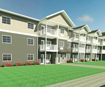 Building, Rivers Bend Apartment Homes