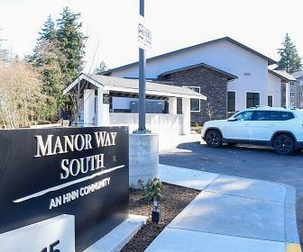 Manor Way, Paine Field Lake Stickney, Seattle, WA