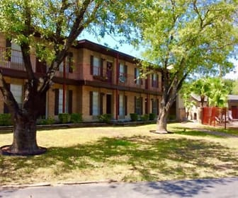 Vista De Palmas Apartments, South Texas Preparatory Academy, Edinburg, TX
