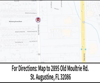 213 Windsong Acres Road, Crescent Beach, FL