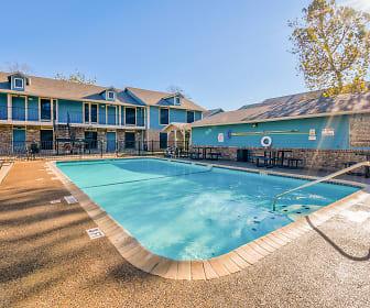 Woodbury Place Apartments, Del Mar College, TX
