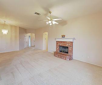 Living Room, 9228 Alyssa Drive