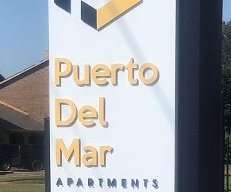 Community Signage, Puerto Del Mar Apartments
