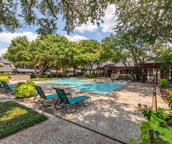 Pool with Sun Deck, Landmark at Gleneagles Apartment Homes
