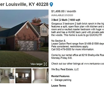 Houses For Rent In Clifton Louisville Ky 28 Rentals