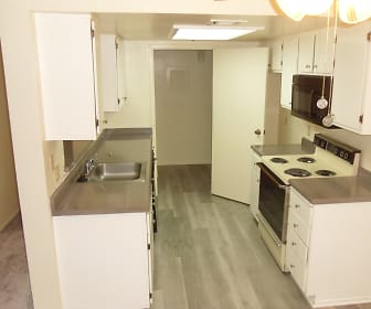 Kitchen, The Landing