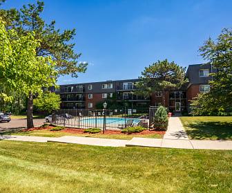 Aquarius Apartments, Saint Anthony, MN