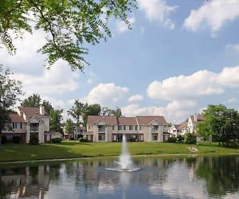Lake, Windsor Oaks Apartment Homes
