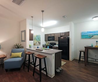 Dining Room, Eagle Landing Apartments