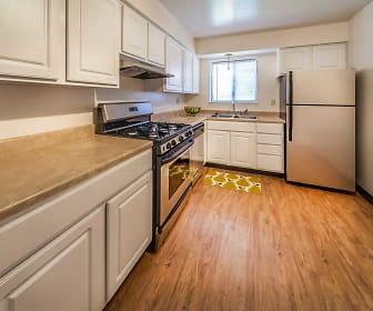 Kitchen, Brockton Communities