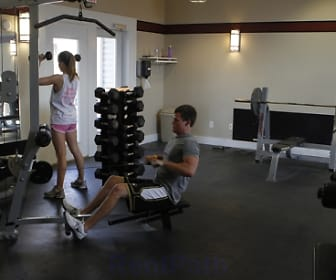 Fitness Weight Room, Copper Beech Townhomes-Columbia