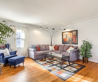 Living Room, 1729 Trenton Street