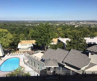 Pool, Mountainside Apartments