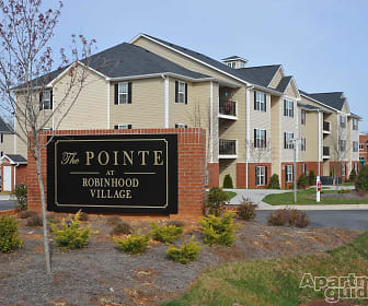 Building, The Pointe at Robinhood Village