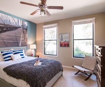 Bedroom, Vue Greenville