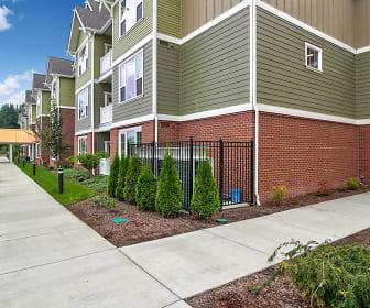 Building, Silver Leaf Residences 55 +
