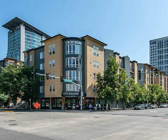 City Square Bellevue, Downtown, Bellevue, WA