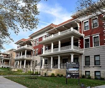 The Colonnades, Union Hill, Kansas City, MO
