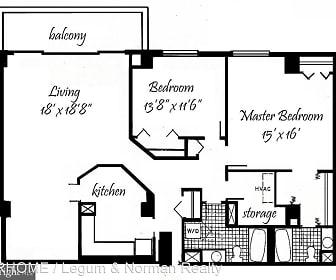 3800 Fairfax Drive  Unit 903, Arlington County, VA