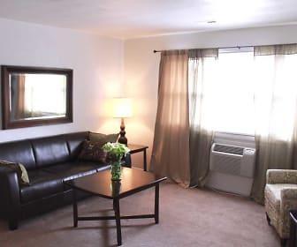 Living Room, Ivy Manor