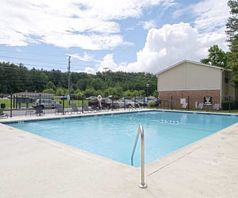 Pool, KRC Foxfire Apartments
