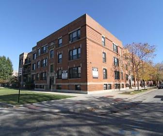 Building, 5957 South Calumet Ave