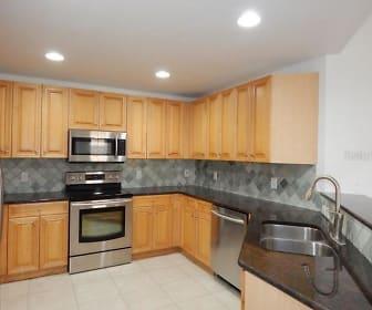Kitchen, 240 West End Drive 1013