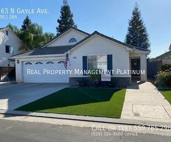 163 N Gayle Ave, Clovis High School, Clovis, CA