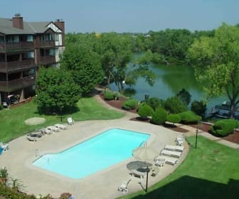 Twin Lakes Apartments, Riverside, Wichita, KS