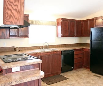 Kitchen, Skyline Village